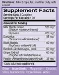 Milk Thistle Advantage ® 525mg. / 60 Tabs.