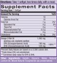 Omega-3 Fish Oil 1000mg. / 90 Softgels