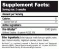 Kre-Alkalyn ® 220 Caps.