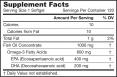 EPA-DHA Balance® 600mg. / 120 Soft.
