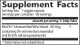 French Red Wine Grape Extract / 90 Vcaps.