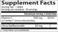 12 Hour Vitamin C / 60 Tabs.