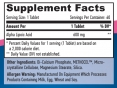 Time Release Alpha Lipoic Acid 600mg. / 60 tabs.