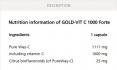 Gold-Vit C 1000mg. / 30 Caps.