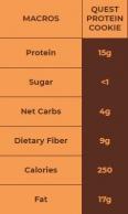Protein Cookie / 63g.