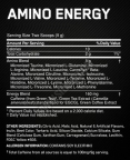 Amino Energy TRIAL SIZE - 10 serv. / 90 gr.