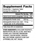 Ashwagandha 572 mg / 120 Tabs