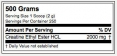 CEE /Creatine Ethyl Ester/ 500g.