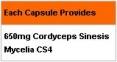 Cordyceps CS-4  90 Caps.