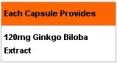 Ginkgo Biloba 90 Caps.