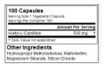 Alcalean /Acetyl L-Carnitine/ 100 caps.