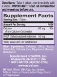 DHEA 50 mg. / 60 Tabs.