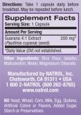 Guarana 200 mg. / 90 Caps.