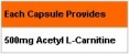 Acetyl-L-Carnitine 90 Caps.