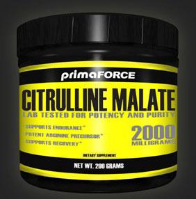 PRIMAFORCE CITRULLINE MALATE