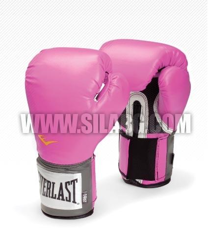 EVERLAST Pro Style Training Gloves /Pink/
