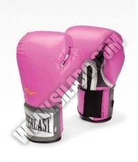 EVERLAST Pro Style Training Gloves /Pink/