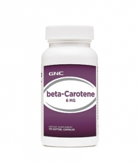 GNC Beta-Caroten 6 / 100 Softgels