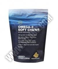 GNC Omega-3 50 Soft Chews