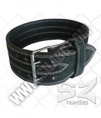 SZ FIGHTERS Fitness Belt /Leather - Triathlon/