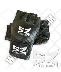 SZ FIGHTERS MMA Gloves /Black/