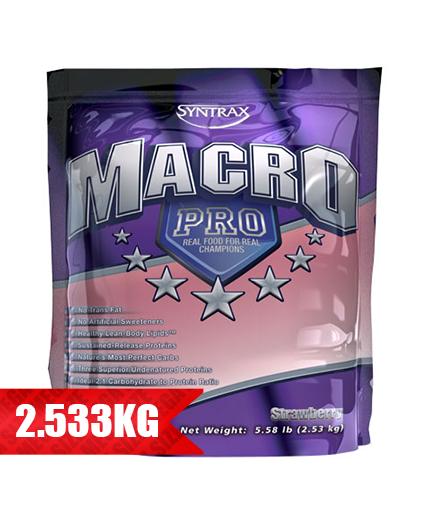 SYNTRAX Macro Pro 5.58 lbs.