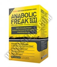 PHARMA FREAK Anabolic Freak 96 Caps.