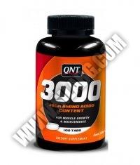 QNT Amino Acid 3000 / 100 Tabs.