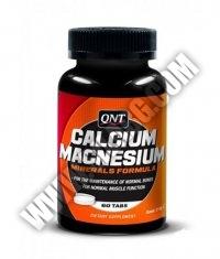 QNT Calcium & Magnesium 60 Tabs.