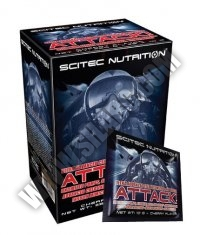 SCITEC Attack 25 Packs