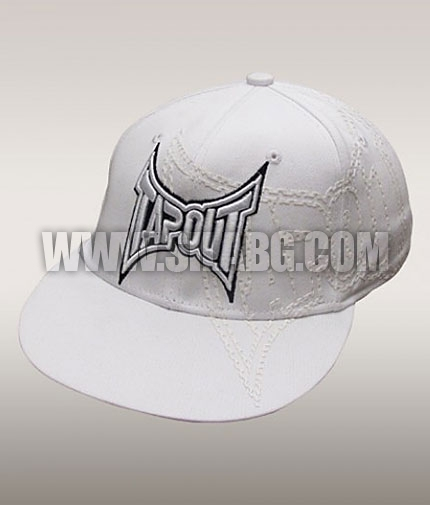 TAPOUT Overshadowed Hat /White/