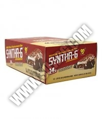 BSN Syntha-6 Decadance Bar 45g. /12 бр. кутия/