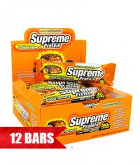 SUPREME PROTEIN Supreme Protein Bar 96g. /12бр. в Кутия/