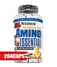 WEIDER Amino Essential 204 Caps.
