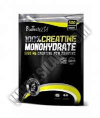 BIOTECH USA 100% Creatine Monohydrate /Bag/