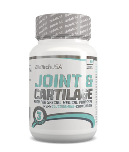 BIOTECH USA Joint & Cartilage 60 Tabs.