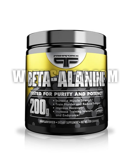 PRIMAFORCE Beta-Alanine 200g.