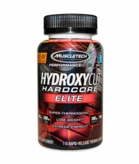 MUSCLETECH Hydroxycut Hardcore Elite / 110 Caps.