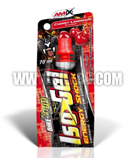AMIX IsoGEL ® Energy Shock 70 ml.