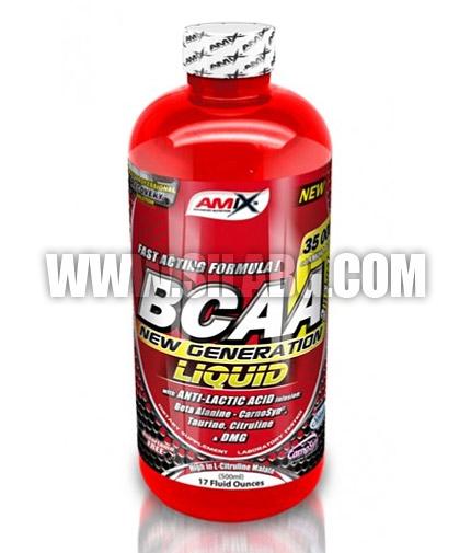 AMIX BCAA New Generation Liquid 500 ml.