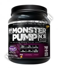 CYTOSPORT Monster Pump NOS / 30 Serv.