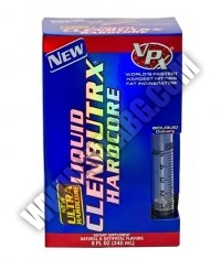 VPX Clenbutrx Hardcore Liquid 240 ml.