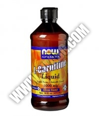 NOW L-Carnitine Liquid /Citrus/ 1000mg. / 473ml.