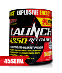 SAN Launch 4350 Reloaded / 45 Serv.
