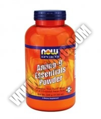 NOW Amino-9 Essentials ™ Powder 60 Serv.