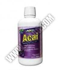NOW Acai 946 ml.