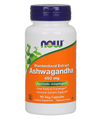 NOW Ashwagandha Extract 450mg. / 90 VCaps.