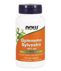 NOW Gymnema Sylvestre 400mg. / 90 Caps.