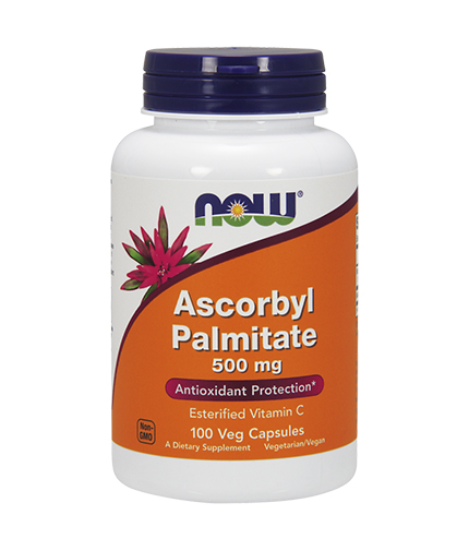 NOW Ascorbyl Palmitate 500mg. / 100 VCaps.