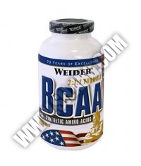 WEIDER All Free Form BCAA 260 Tabs.